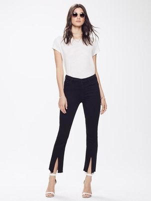 Mother Insider Slit - Not Guilty Pants