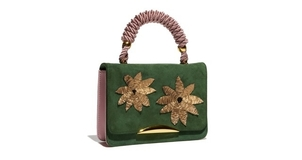 Lizzie Fortunato LIZZIE FORTUNATO BEATRICE PURSE IN FOREST Bags