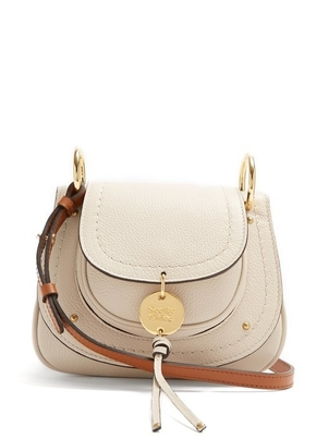 See by Chloé Susie Mini Leather Crossbody - Cement Beige Bags