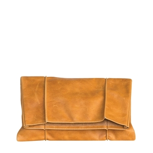 Ceri Hoover Pintuck Clutch Accessories Bags