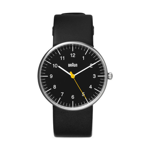 Braun SIMPLE ANALOG WATCH Men's