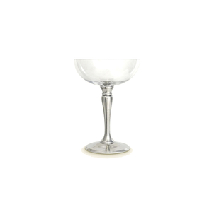 MATCH Pewter Match Champagne Cocktail Coupe