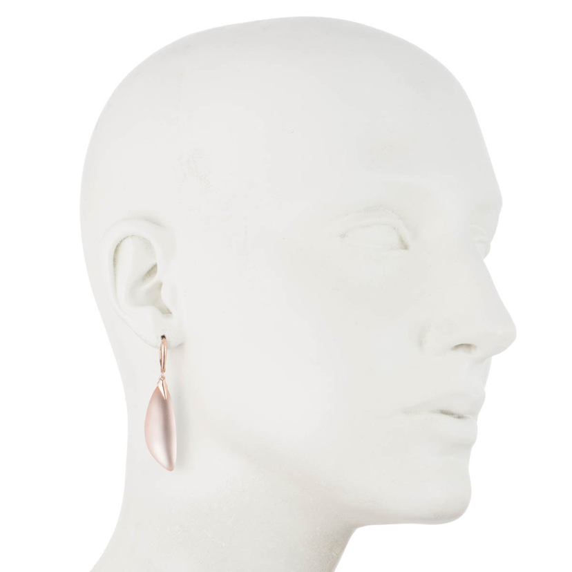 Alexis Bittar Curved Capped Leverback Earring Jewelry
