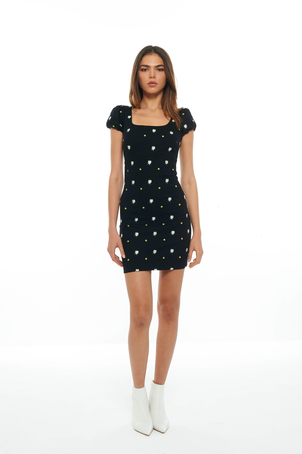 Miaou Black Maisie Dress (Was $395) Dresses Sale
