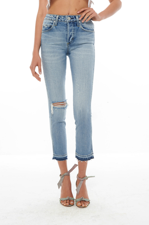AMO Trippin Babe Jean (Originally $275) Sale