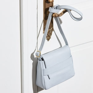 Ceri Hoover Mini Challon in Azure (Originally $320) Accessories Bags Sale