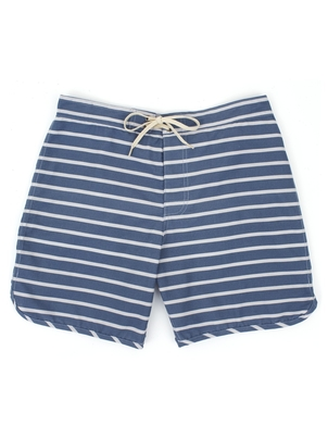 Mollusk CUT OUT STRIPE TRUNKS (Originally $68) Men's Sale