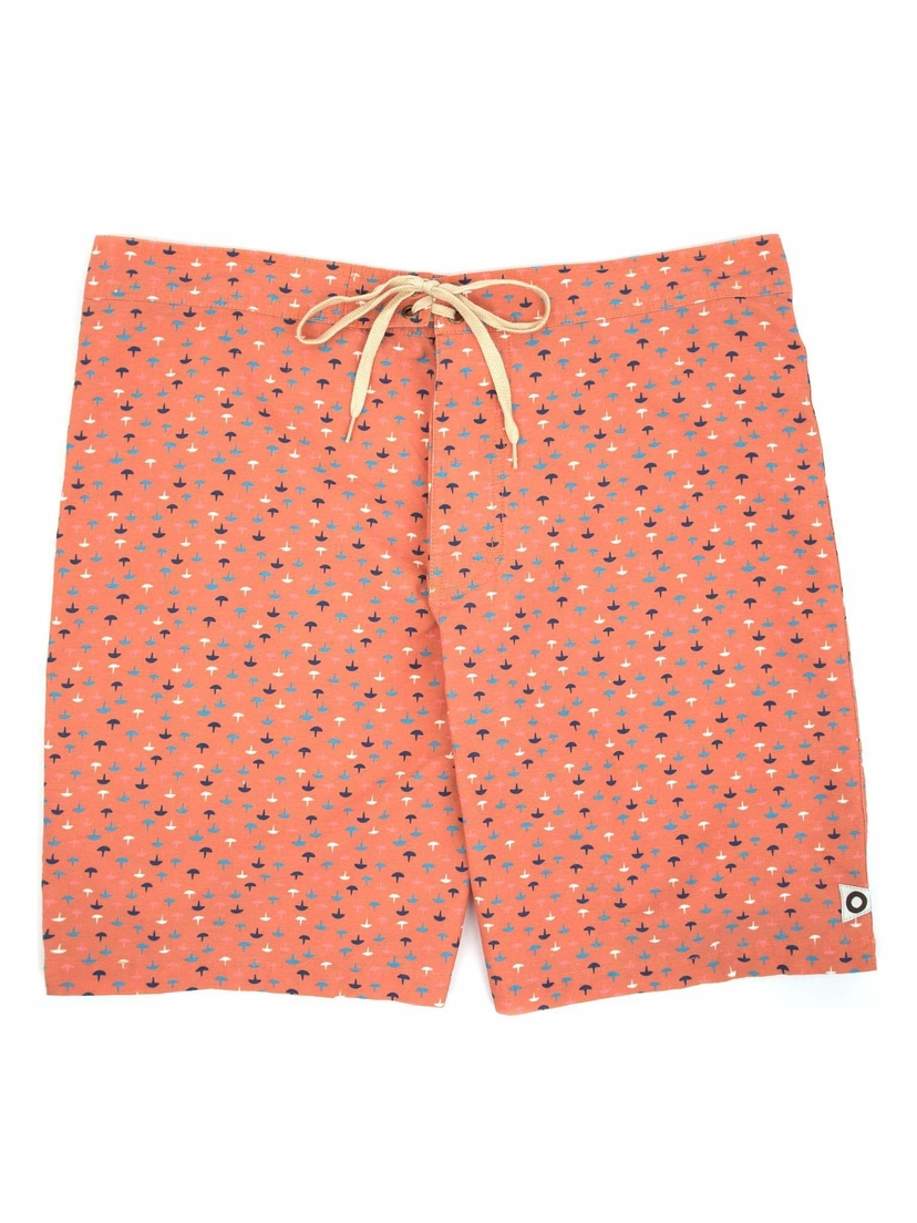 Mollusk NOTCHED TRUNKS Men's