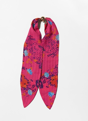 Tanya Taylor Kelly Scarf - Pink Accessories