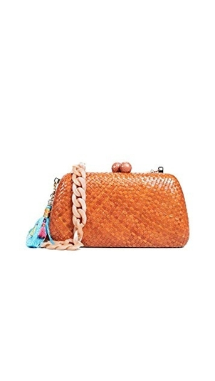 Serpui Tina - Burnt Orange Bags