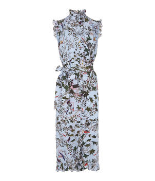 Erdem Sebla Floral Dress Dresses