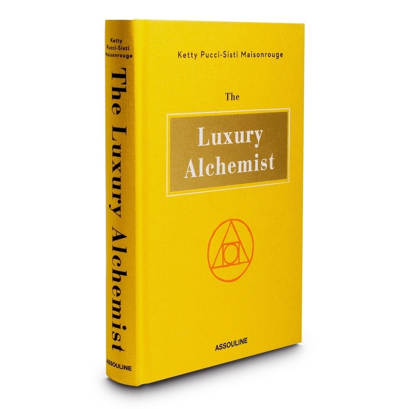 Assouline  The Luxury Alchemist  Home decor