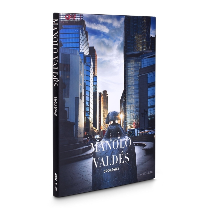 Assouline  Manolo Valdes: Broadway  Home decor