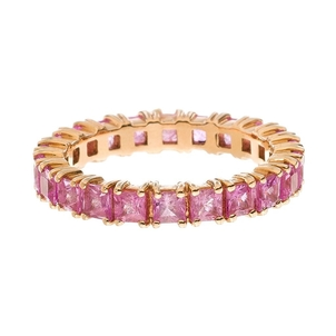 Meredith Marks Meredith Marks Pink Sapphire ring Jewelry