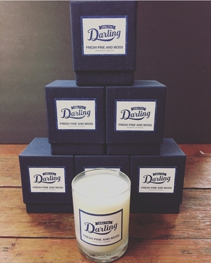 Delta Darling Candle Accesories Gifts