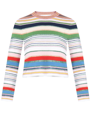 Veronica Beard Palmas Sweater Tops