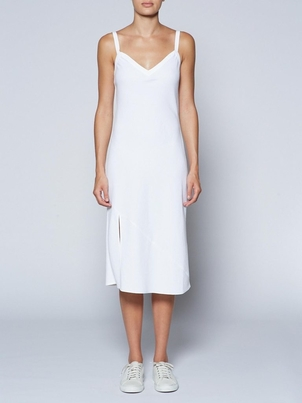 Brochu Walker Briar Slip Dress - White Dresses