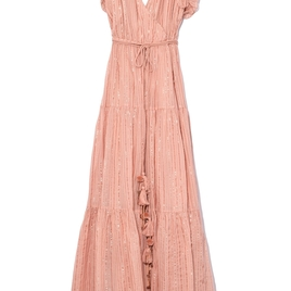 Liliana Dress in Blush