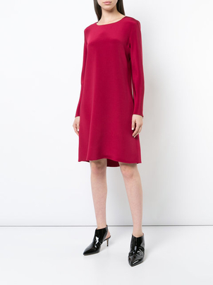 Peter Cohen Peter Cohen 4ply silk dress Dresses