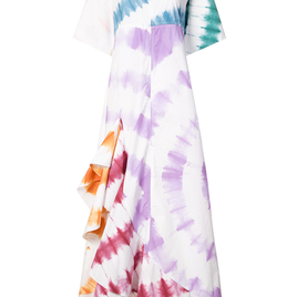 Exclusive Tie-Dye Dress