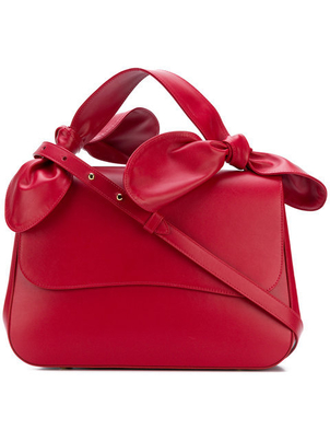 Simone Rocha Double Bow Bag - Red Bags