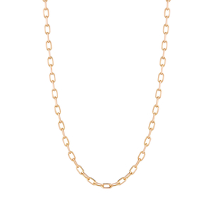 "Walters Faith 18K Rose Gold 16"" Chain Jewelry"
