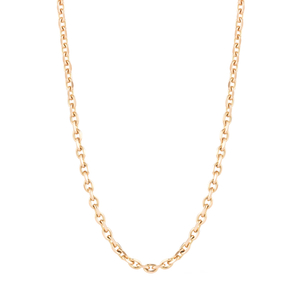 "Walters Faith 18K Rose Gold 24"" Chain Jewelry"