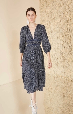 Ulla Johnson ULLA JOHNSON MALENA DRESS Dresses