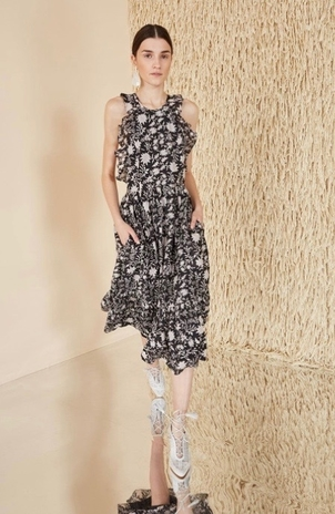 Ulla Johnson ULLA JOHNSON WILDA DRESS Dresses