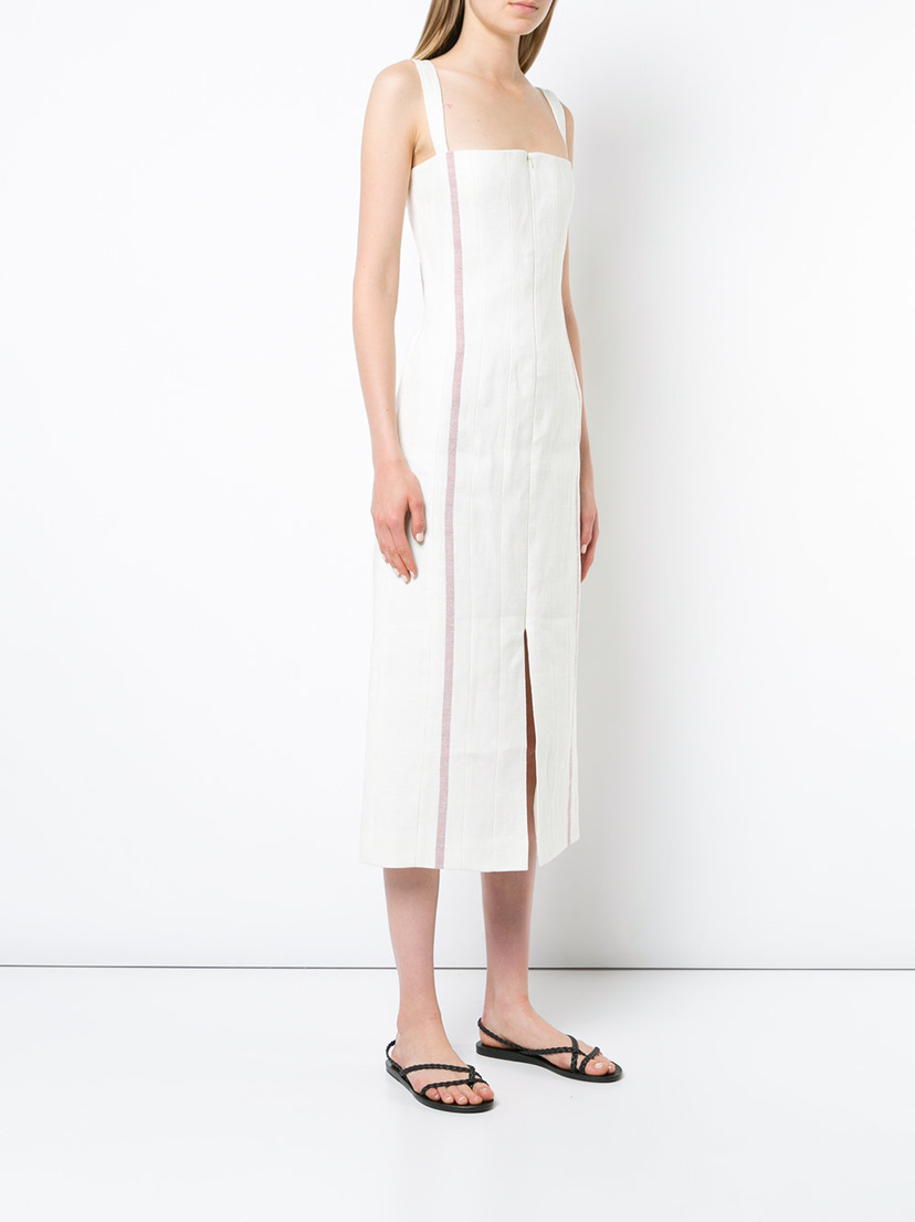 Brock Collection Deon Linen Dress Dresses