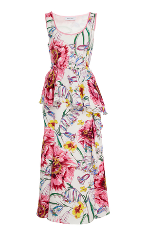 Prabal Gurung Lawrence Cutaway Dress Dresses