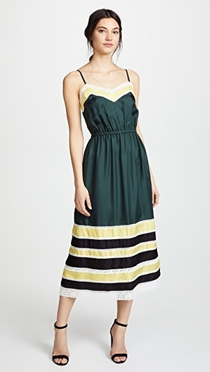 Robert Rodriguez Slip Dress Dresses