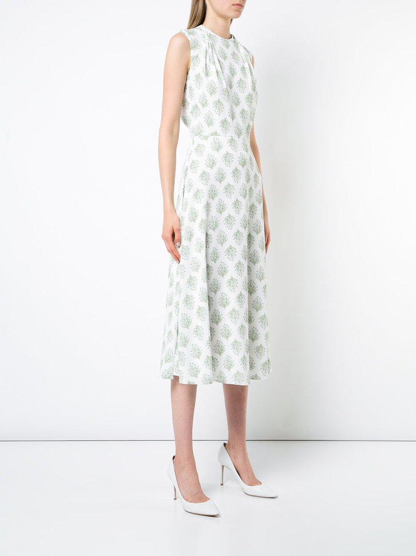 Emilia Wickstead Dolora Georgette Dress Dresses