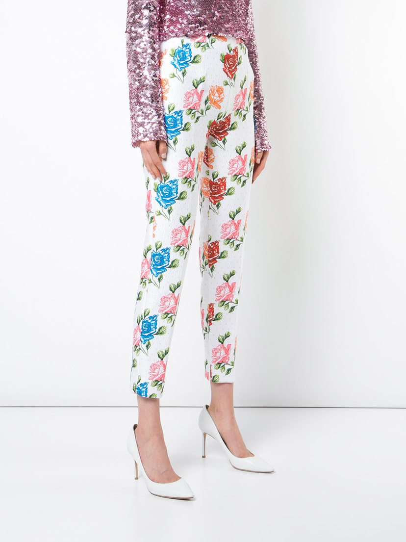 Emilia Wickstead Arabella Trousers Pants