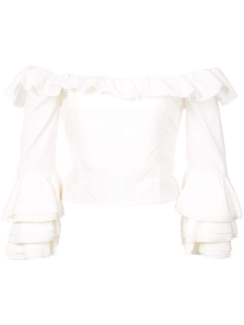 Brock Collection Thelma Top Tops