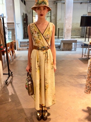 Antonio Marras Antonio Marras Garden Party dress Dresses