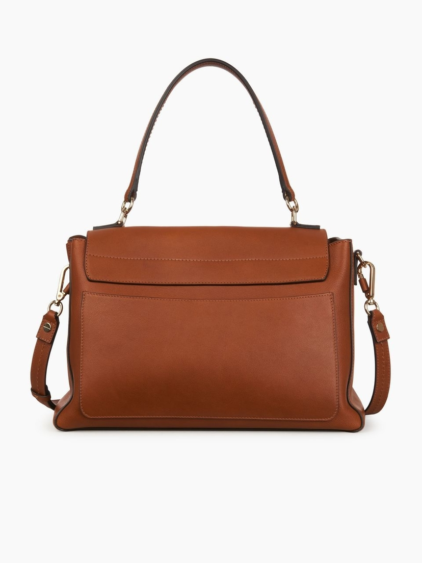Chloé Medium Faye Day Bag - Tan Bags