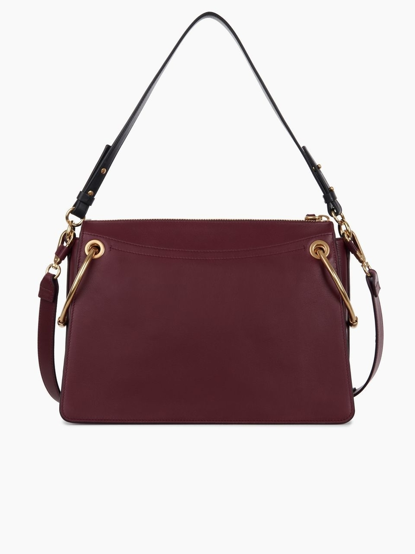 Chloé Medium Roy Bag - Plum Purple Bags
