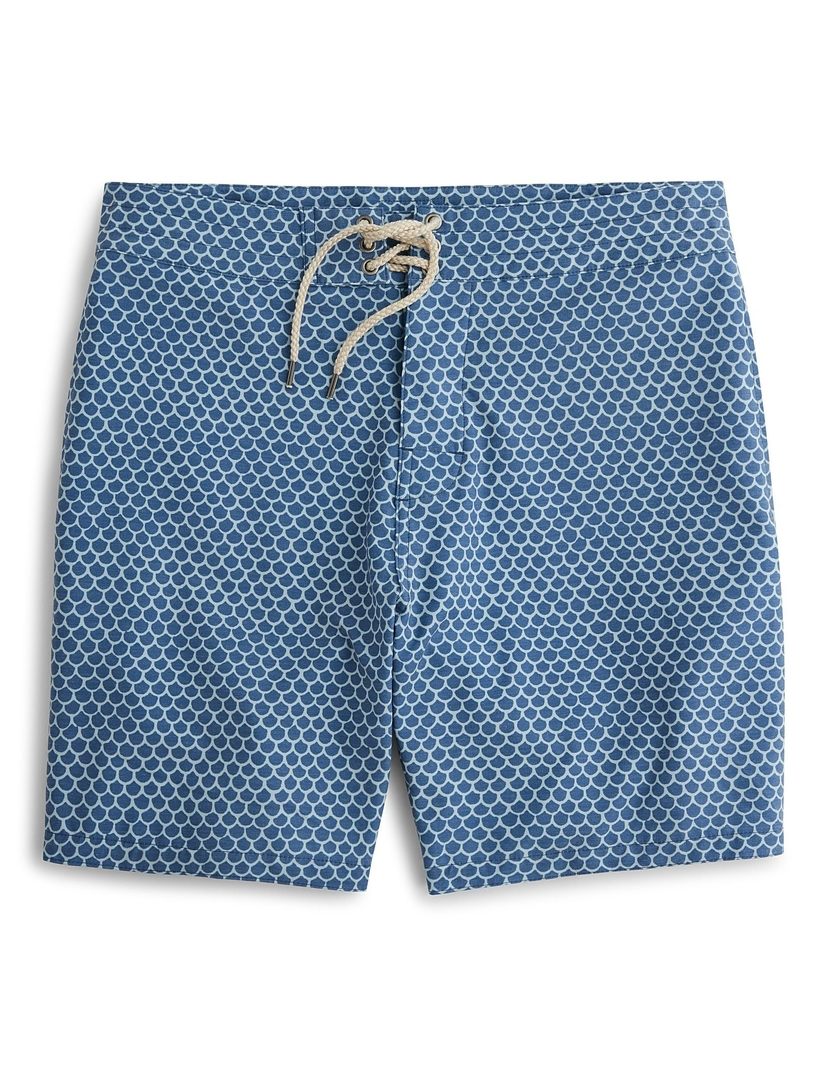 CLASSIC BOARDSHORT IN FISHSCALE BATIK Men's