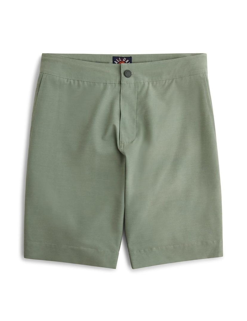 Faherty ALL DAY BOARDSHORT IN OLIVE Men's
