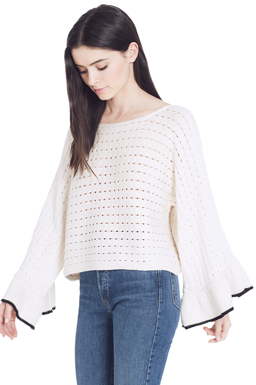 ELEVEN SIX Starla Sweater Tops