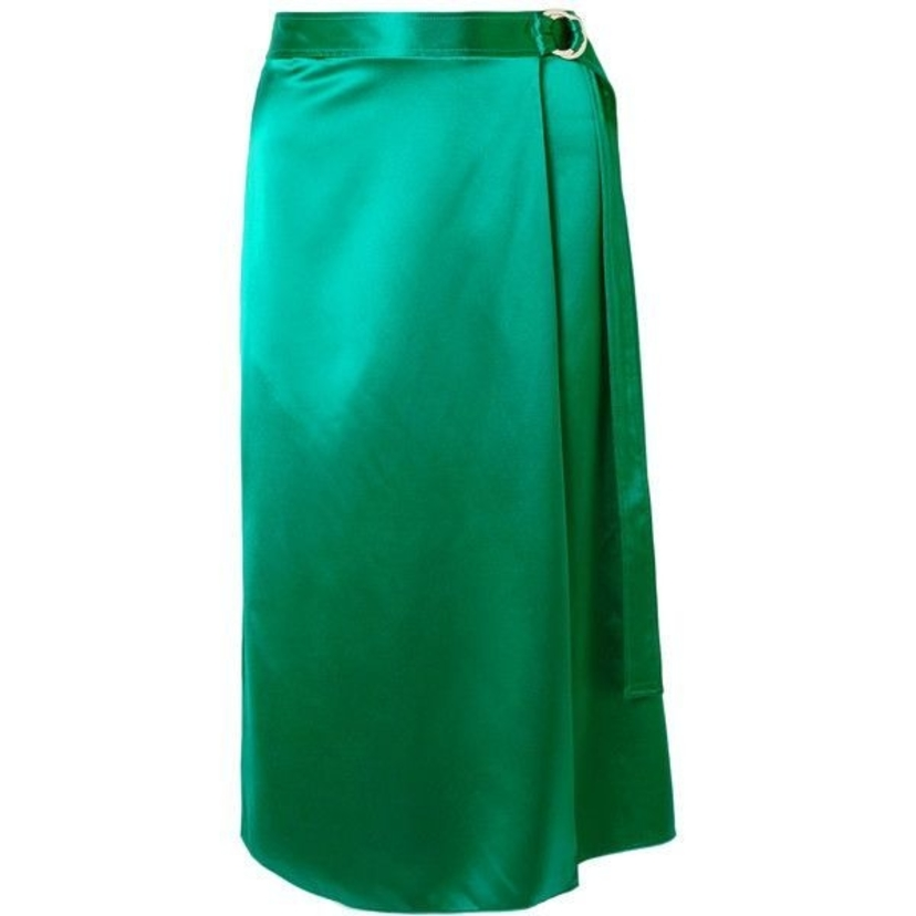 Dion Lee Dion Lee Green Skirt Skirts