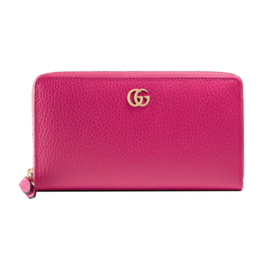 Gucci Zip Around Wallet in Pink Bags