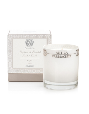 Antica Farmacista  Acqua Scented Candle Home decor