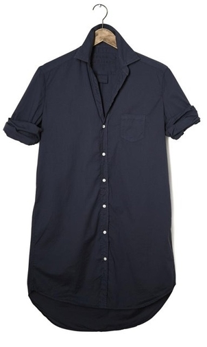 Frank & Eileen FRANK AND EILEEN MARY L/S BUTTON DOWN NAVY Tops