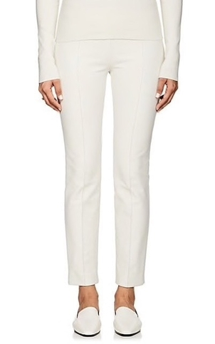 The Row THE ROW COSSO PANT IVORY Pants