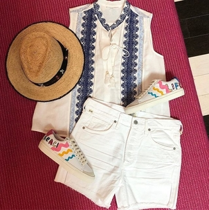Weekend Wear Accessories Shoes Shorts Tops