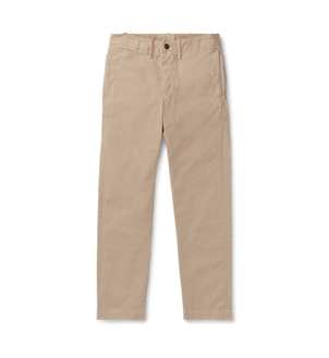 RRL OFFICERS TWILL CHINO Men's