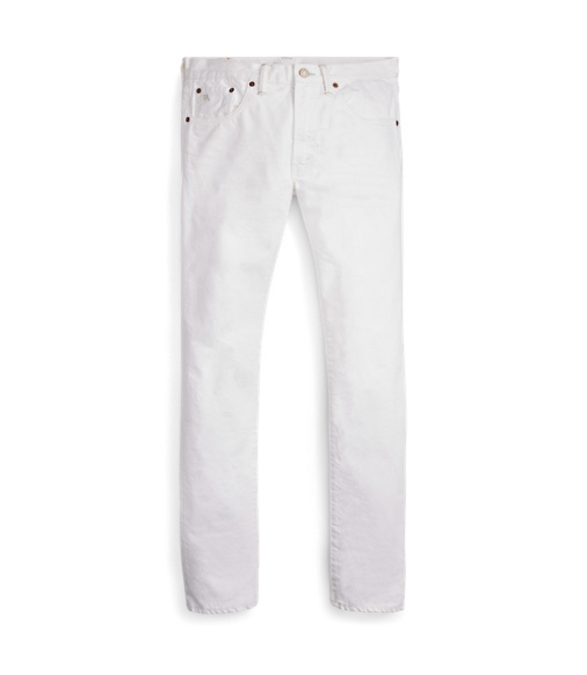 RRL SLIM FIT DENIM Men's