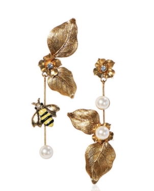 Jennifer Behr Bee Drop Earrings Jewelry
